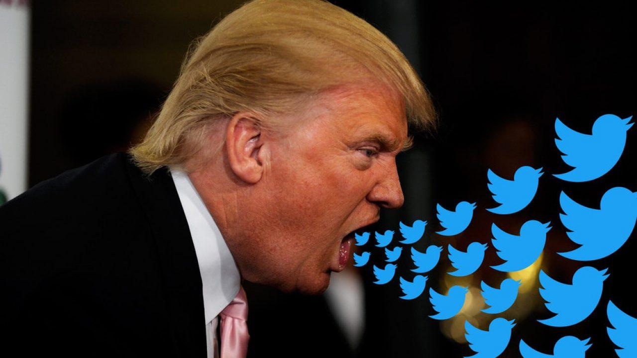 Trump der GRÖTWAZ – grösster Tweeter aller Zeiten
