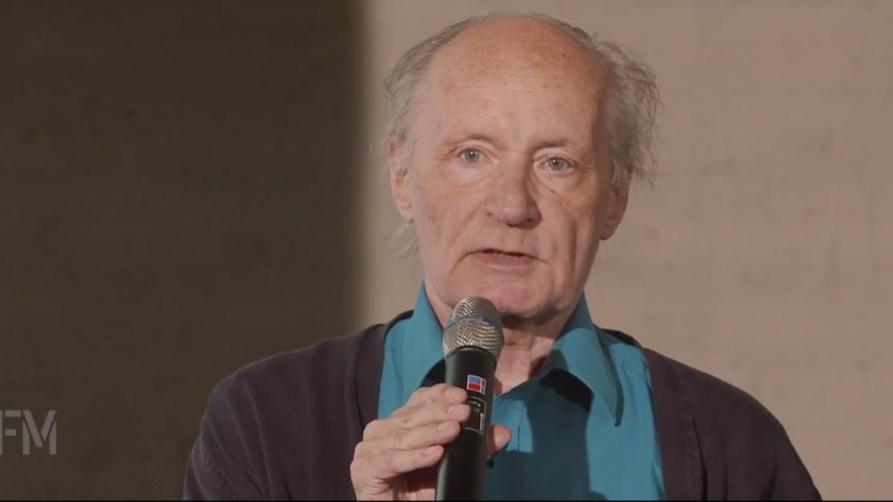 Krieg ist immer ein Verbrechen! Eugen Drewermanns großartige Rede in Ramstein