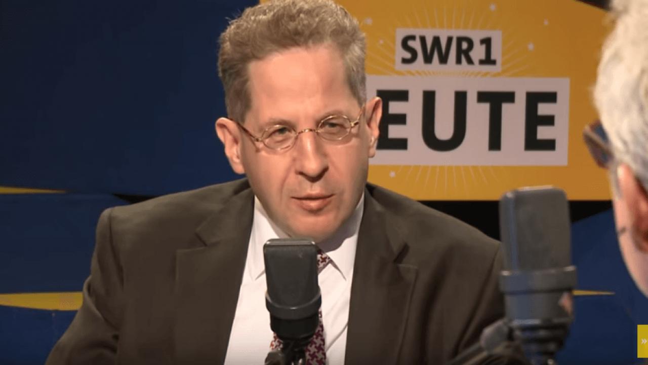 Hans-Georg Maaßen bei SWR1 Leute