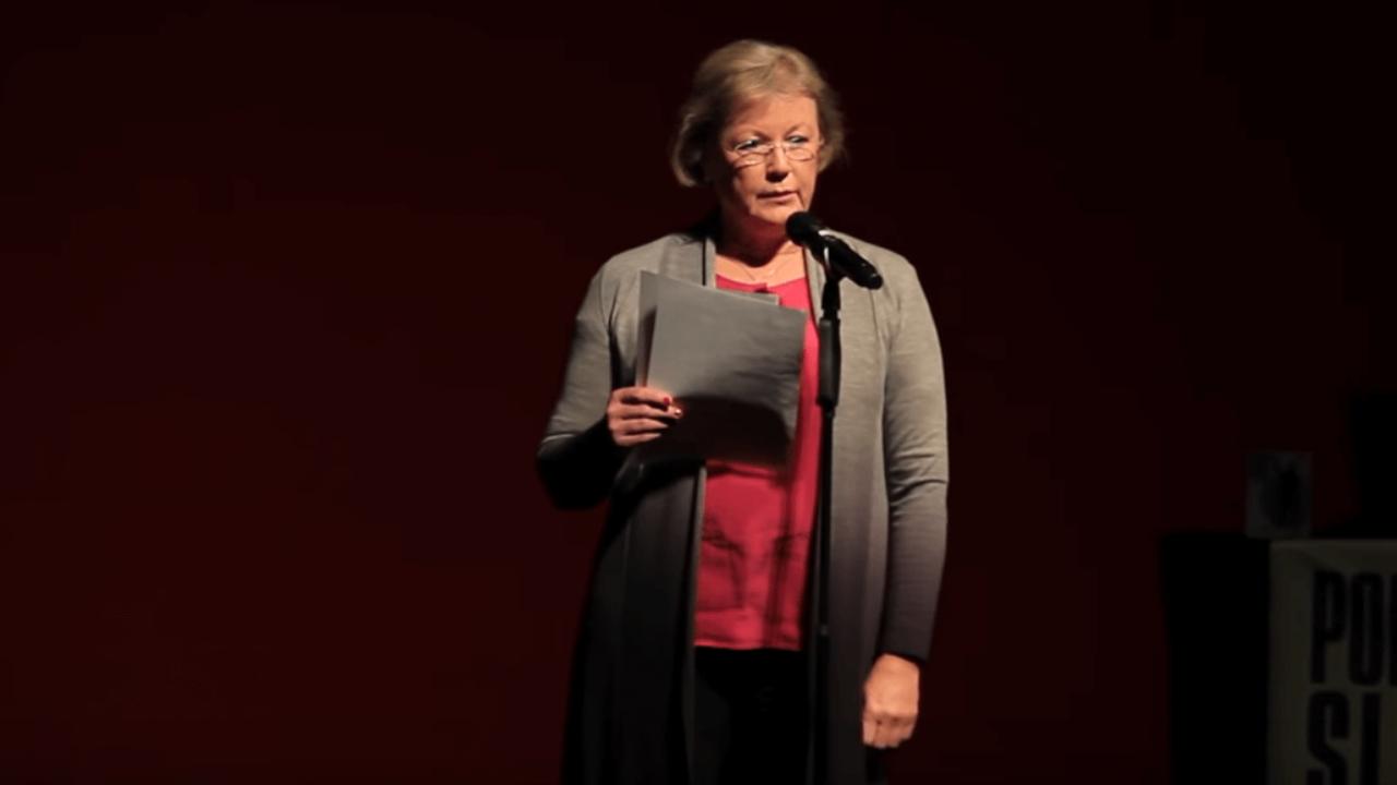 Rita Apel – Max und Moritz – Poetry Slam