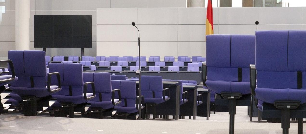 Chancen und Risiken der AfD – Prof. Schachtschneider u. Rico Albrecht zu Gast im Bundestag