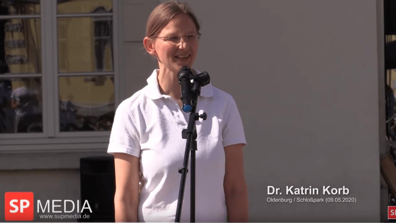 """""""Der Weg aus der Krise ist die Bewältigung der Angst!"""" – Dr. Katrin Korb"""